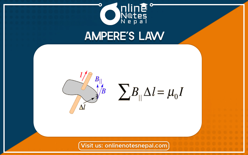 Ampere's Law in Grade 12 Physics