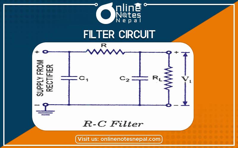 Filter Circuit in Grade 12 Physics